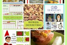 New Year's / Crafts, recipes and resolutions for the New Year