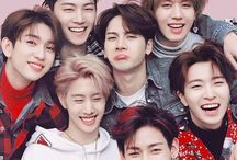 Got7 / *Jackson *Bambam *Jinyoung *Jaebum *Youngjae *Yugyeom *Mark ❤Got7❤