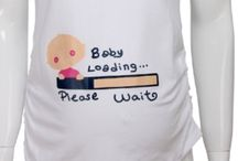 Funny pregnancy t-shirts