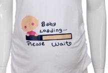 Funny pregnancy t-shirts