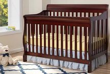 Baby Cribs / Cribs became popular through the 1800s, as family homes started to have more rooms. Once families began moving into and building bigger homes with more rooms, babies were given separate rooms. This created a need for baby beds. Prior to this time period, most families choose bassinets for babies to sleep in. http://choice4kids.org/
