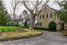 Charming Chester County / Homes in the beautiful and historic #Chester County, Pennsylvania.