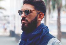 Hipster 2.0 / outif, el cual es el último de una serie que hicimos con el modelo Antonio, y en colaboración con las marca J. Slims.
