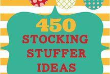 Christmas Stocking Ideas