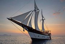Way of Traveling / Liveaboard is the best way of exploring Indonesian Archipelago.