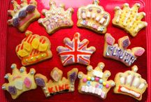 The Queen's birthday preschool activities / Ideas for things to do with the kids to celebrate the queen's birthday.