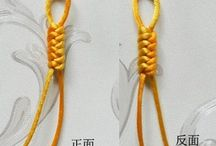 chineese knotting
