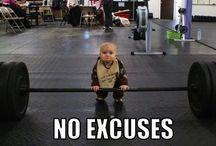 Motivation and fitness / by Misty Lara