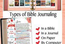 Bible journal