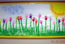 preschool spring