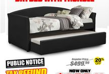 TAX REFUND SUPER SALE / Tax Refund Mega Sale Super Deals at JMD Furniture! Get up to 35%-55% MSRP OFF on Furnitures and Mattresses