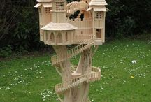 Wooden Sculptures