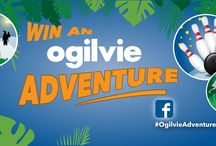Summer #OgilvieAdventure 2016 / Feeling like you need a new adventure?  Lucky for you, our highly anticipated Summer Facebook #OgilvieAdventure campaign is back, BIGGER and BETTER than ever, where so far we've announced our winner of Week 1, winning a fabulous family ticket of 2 Adults & 2 Children to a roaring fun filled day out at Blair Drummond Safari & Adventure Park!