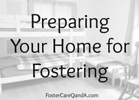 foster families / by Donna Driggs