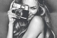 Photography // Self Portraits / Self portrait inspiration.