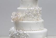 Bruidstaarten wit