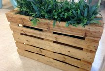 Plantenbak DIY