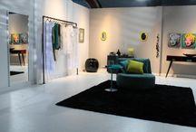 Arte - Pollo shopping / Direção de arte e produção de objetos - publicidade