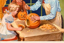 Tricks and Treats...Boo! / Halloween / by Patty Kenney