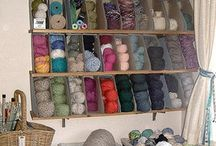 Storage idea for wool