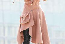 kabáty/bundy