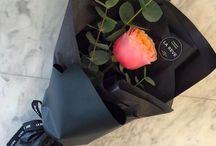 Flowers wrap