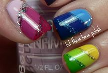 nail designs i want to try :D / by Kiera Bell