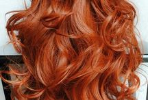 Hair colour and looks