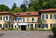 Fitness club Villa Serbelloni