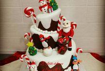 torte e panettoni natalizi