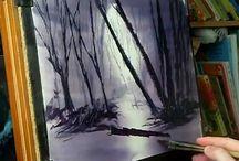 Artisti acquerello