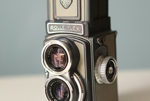 Cameras / Collection of (vintage) cameras