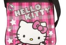 Hello Kitty Handbags / by Renee Owens Rummage