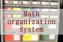 organizzazione spazio e materiali