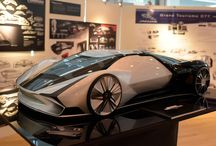 SCALE MODEL CONCEPT CARS