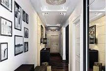 коридоры, прихожии
