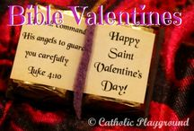 + St. Valentine's Day + / Activities, treats, cards, and more for the feast of Saint Valentine!