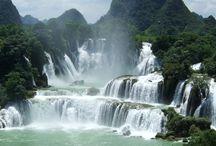 Waterfalls / by Debi Puckett