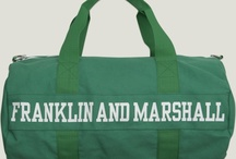 Franklin & Marshall bags / From sports to travel: we have the perfect bag for you!