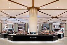 ceiling geometric interior