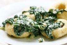 Dinner Inspiration / Homemade, delicious dinner inspiration.