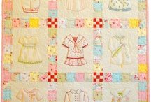 Paper doll quilts and journals