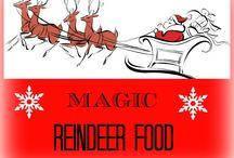 Christmas: Reindeer Food / by Tina Platter