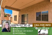 SOLD! Unique Model Corner Lot Tartesso Home / 29767 W Amelia Avenue, Buckeye, AZ 85396 | 4 Bed | 2.5 Bath | 3,179 Square Feet