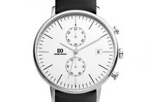Danish Design watches / by Dezeen Watch Store