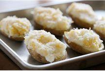картошка в духовкк