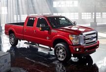 Tremendous Trucks / by Popular Mechanics