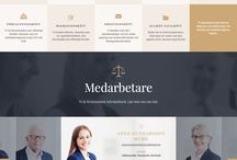 web template lawyer