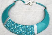 Fimo jewellery by Caco Fim