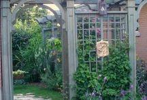 Haveafskærmning